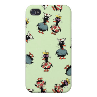 Penguin iPhone 4G case Cover For iPhone 4