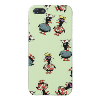 Penguin iPhone 4G case iPhone 5 Covers