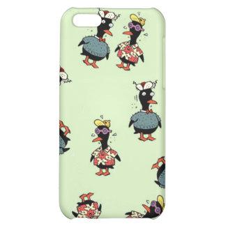 Penguin iPhone 4G case iPhone 5C Cover
