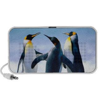 Penguin ipod speaker