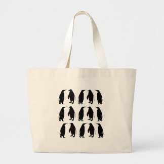 Penguin Jumbo Tote Bag