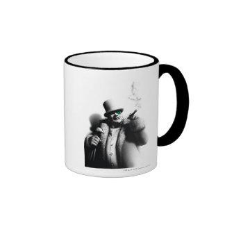 Penguin Key Art Ringer Mug