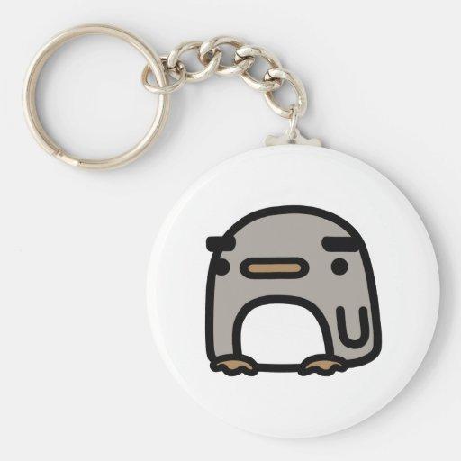 Penguin Key Chains