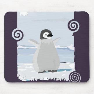 Penguin Kid Mousepad