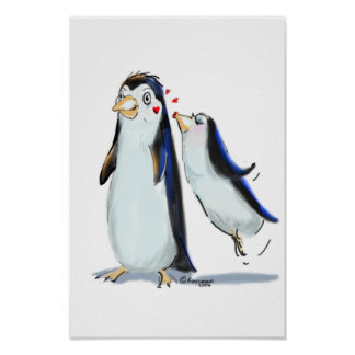 PeNgUiN KiSs Posters