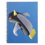 Penguin Kite Note Book