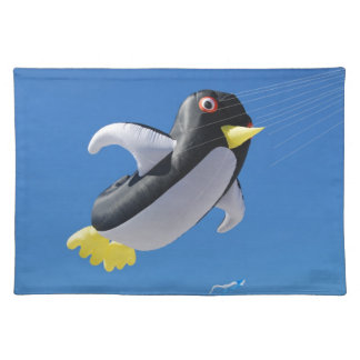 Penguin Kite Placemat