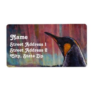 Penguin Label