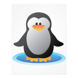 Penguin Letterhead