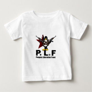 Penguin Liberation Front Baby T-Shirt