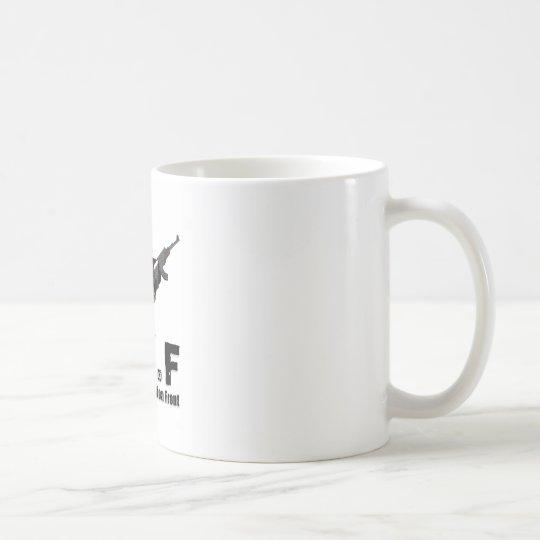 Penguin Liberation Front Coffee Mug