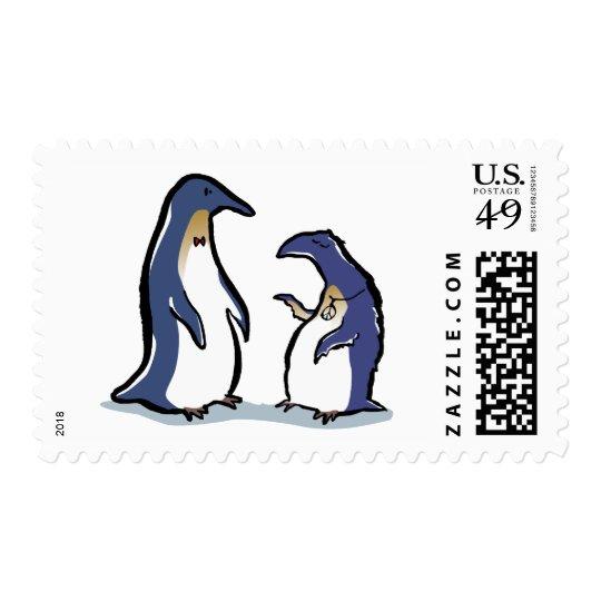 penguin lifestyles postage
