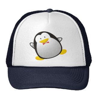 Penguin linux image tux hats