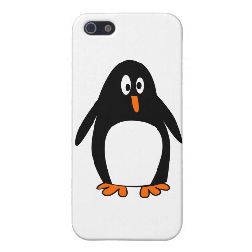 Penguin linux tux image cases for iPhone 5