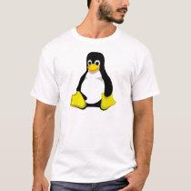 Penguin Linux Tux T-Shirt