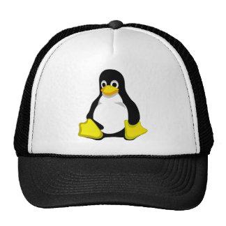 Penguin Linux Tux Trucker Hat