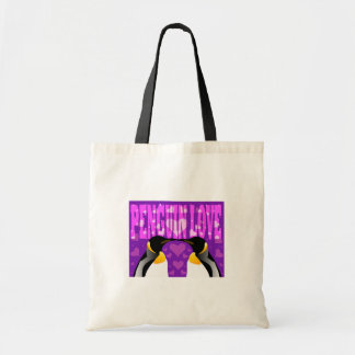 Penguin Love! Tote Bag