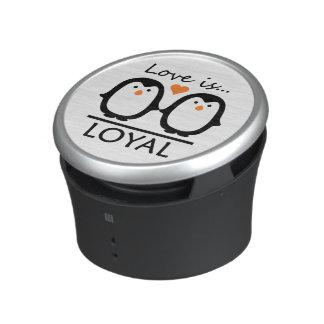 Penguin Love Bluetooth speaker