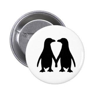 Penguin love buttons