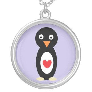 Penguin Love Custom Jewelry