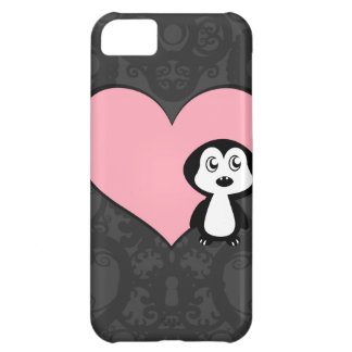 Penguin Love II iPhone 5C Cover