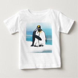 Penguin Love Kisses Baby T-Shirt