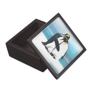 Penguin Love Kisses Gift Box