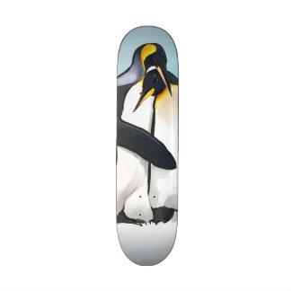 Penguin Love Kisses Skateboard