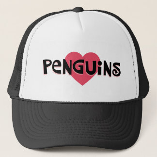 Penguin Lover Trucker Hat