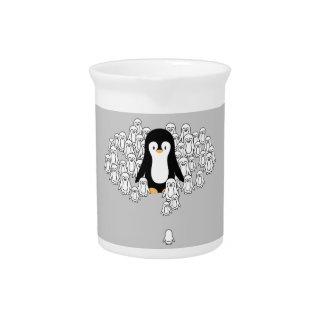 Penguin Mark Pitcher