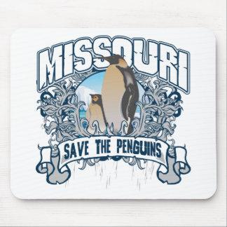 Penguin Missouri Mouse Pad