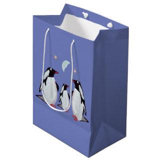 Penguin Moon Gift Bags Medium Gift Bag