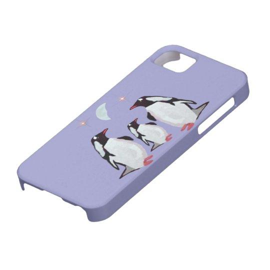 Penguin Moon IPhone 5 Case