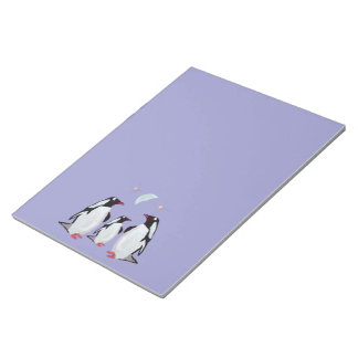 Penguin Moon Notepads