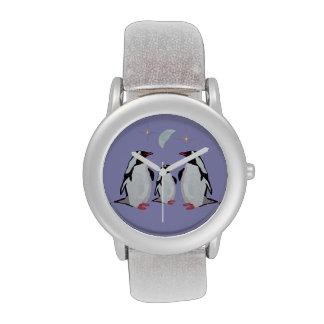 Penguin Moon Watch