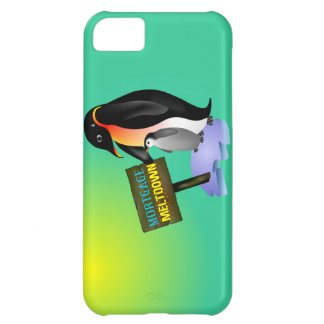 Penguin Mortgage Meltdown Cover For iPhone 5C