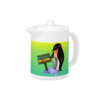 Penguin Mortgage Meltdown