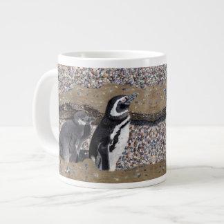 Penguin Mother & Baby Jumbo Mug