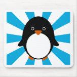 Penguin Mouse Mats