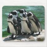 Penguin Mousepad
