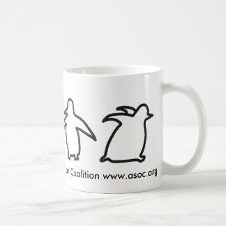 Penguin Mug Antarctic & Southern Ocean Coalition