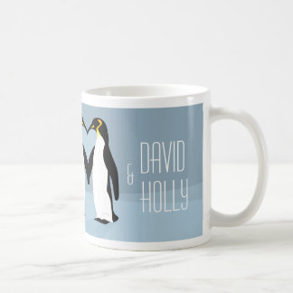 Penguin Mug - The perfect winter mug for couples