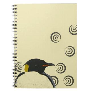 Penguin Notebook