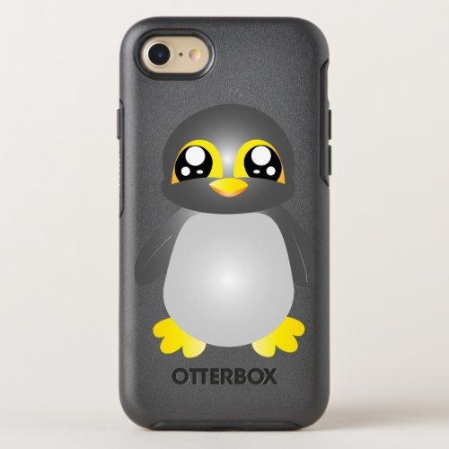 penguin otterbox Phone Case