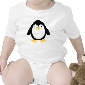 Penguin Pal Rompers