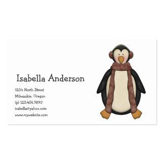 Penguin Pals Business Card