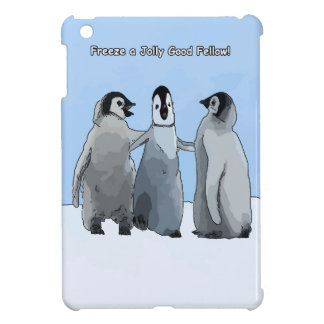 Penguin Pals iPad Mini Cases