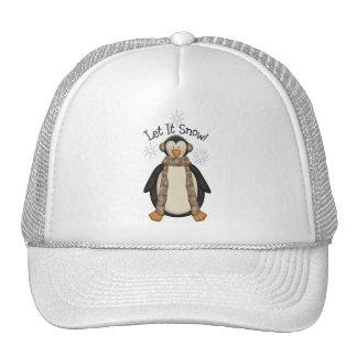 Penguin Pals · Let It Snow Trucker Hat