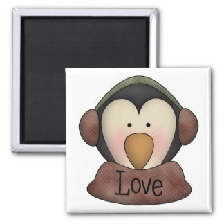Penguin Pals · Love Magnet