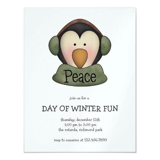 Penguin Pals · Peace Custom Announcement